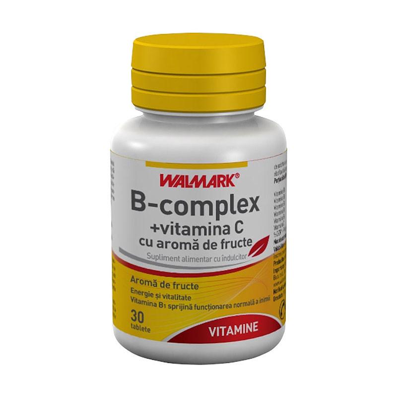 B COMPLEX VITAMINA C, multivitamine, stres, oboseala excesiv