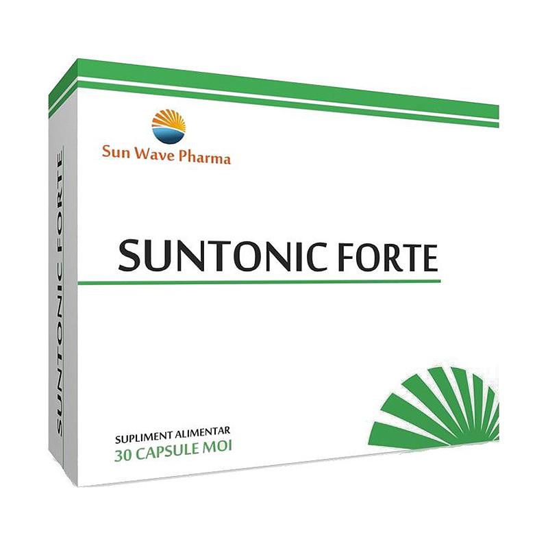 SUNTONIC FORTE, cresterea puterii de concentrare, a tonusulu