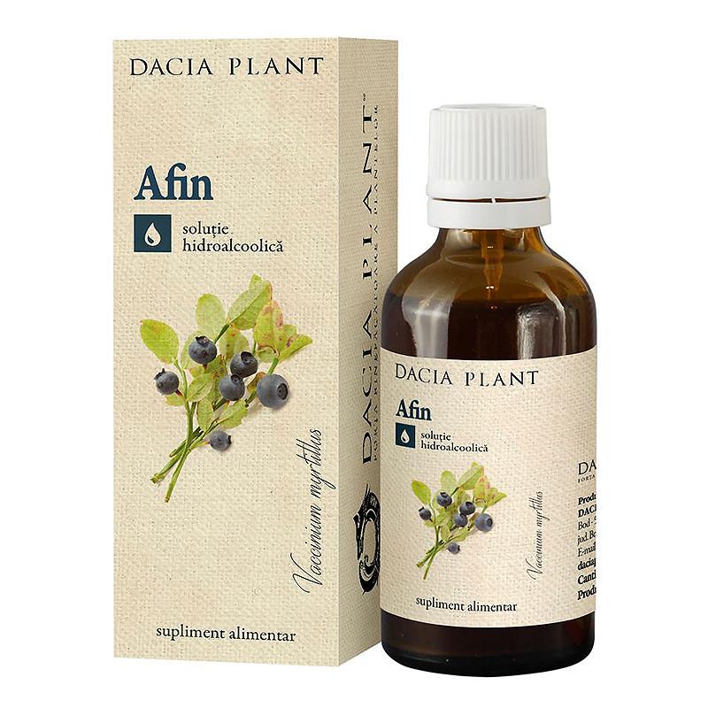 TINCTURA AFIN, Vaccinium myrtillus, vedere, protejeaza vasel