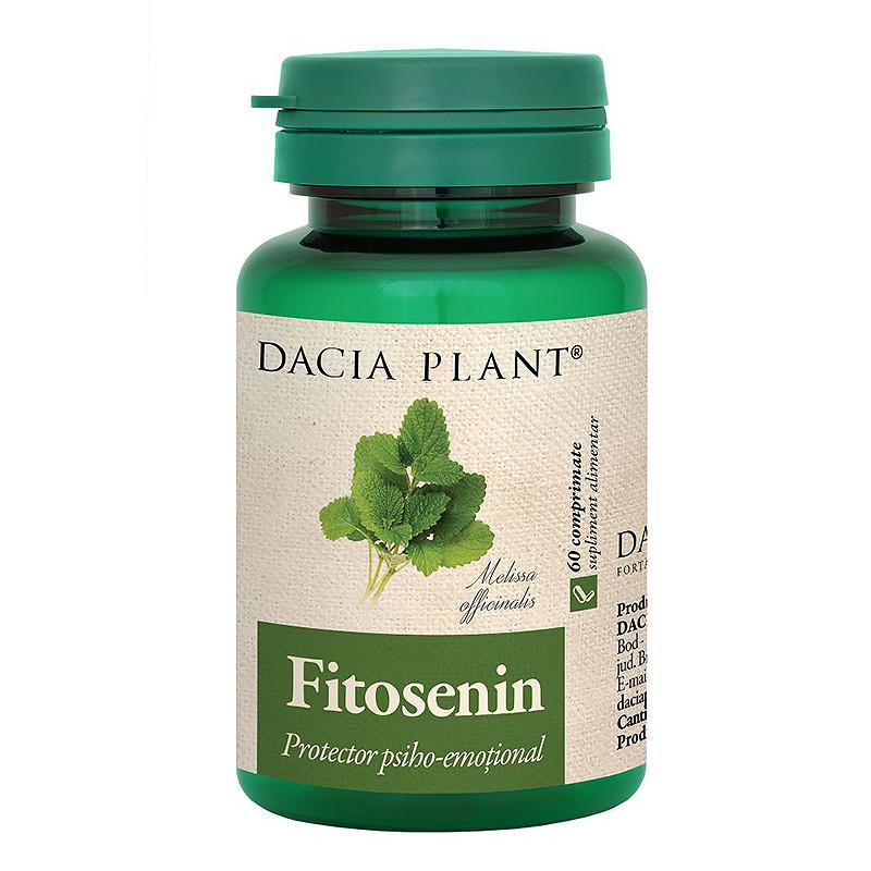 FITOSENIN, extracte naturale, tensiune psihica, depresie, an