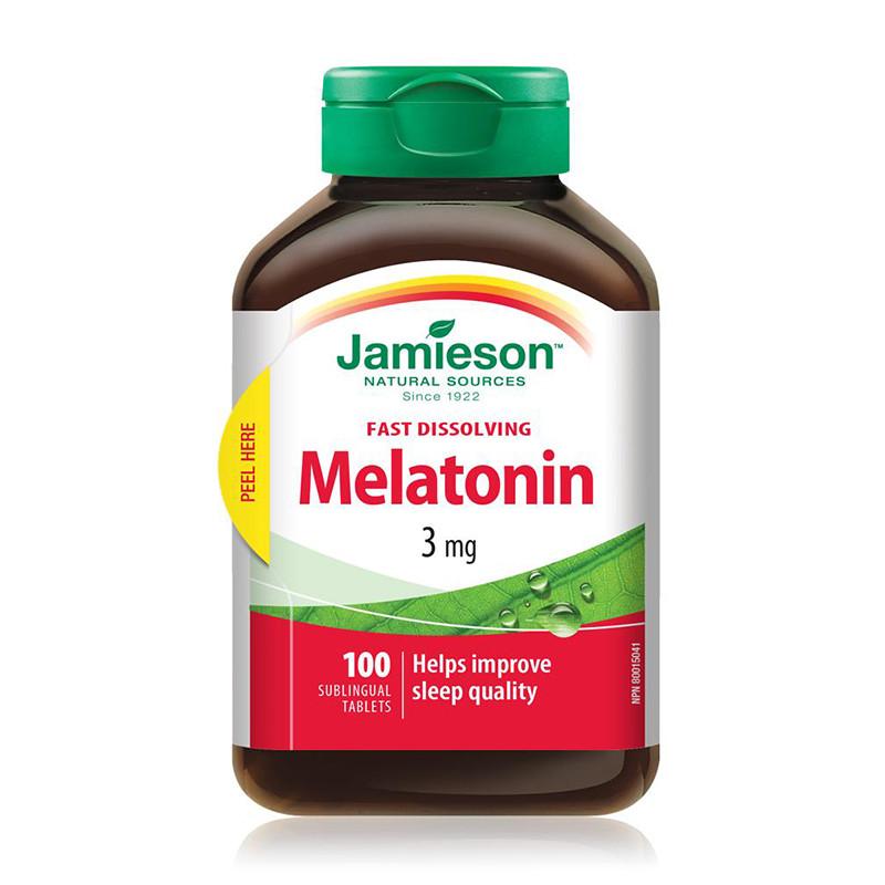 MELATONINA DIZOLVARE RAPIDA, melatonina 3mg, imbunatateste c