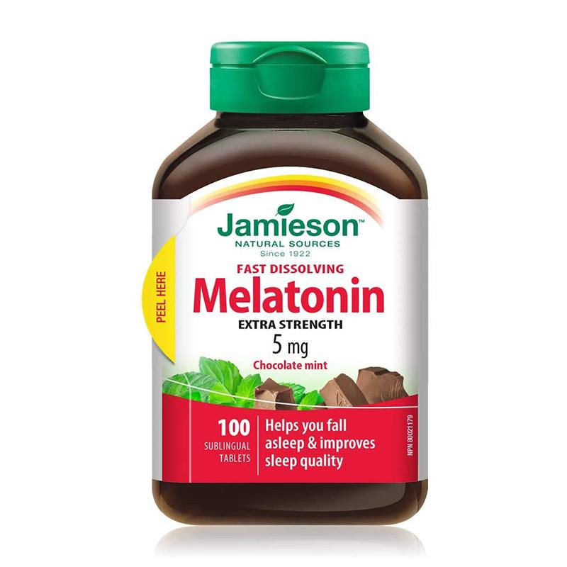 MELATONINA DIZOLVARE RAPIDA, melatonina 5mg, imbunatateste c