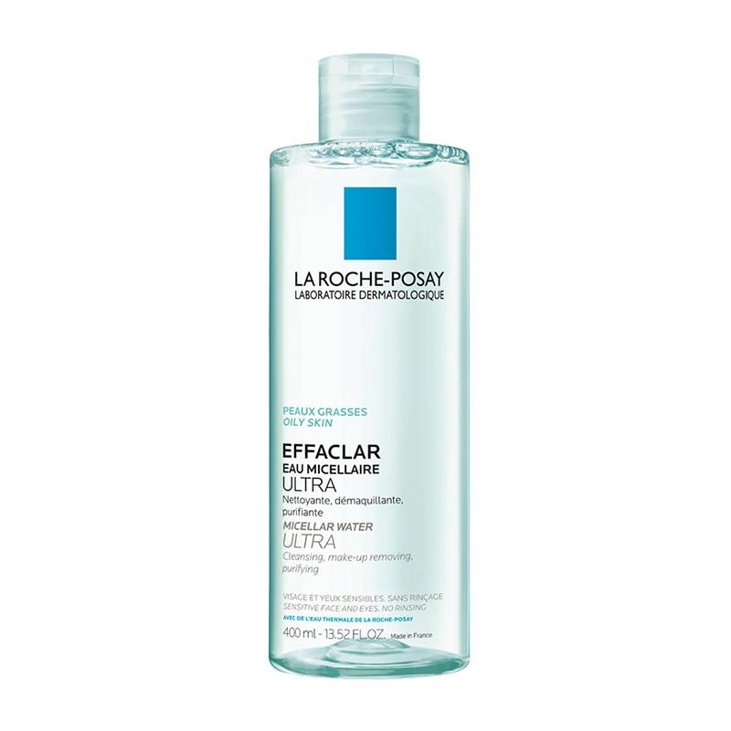 EFFACLAR APA MICELARA ULTRA , curata si indeparteaza impurit