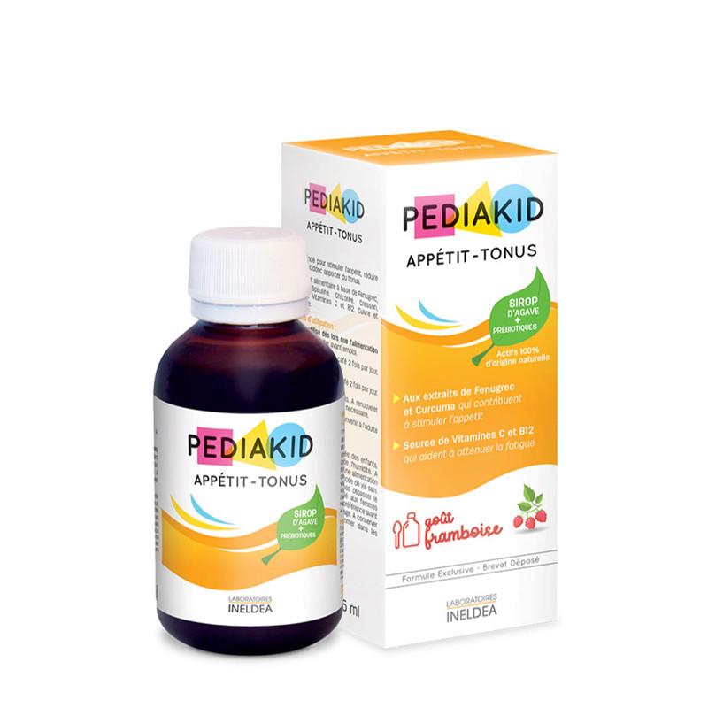 PEDIAKID APPETIT TONUS, extracte naturale, vitamine, FLACON