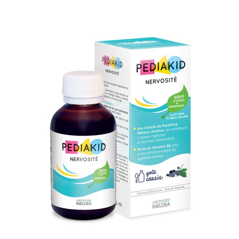 PEDIAKID NERVOSITE, extracte de plante naturale, FLACON, 125
