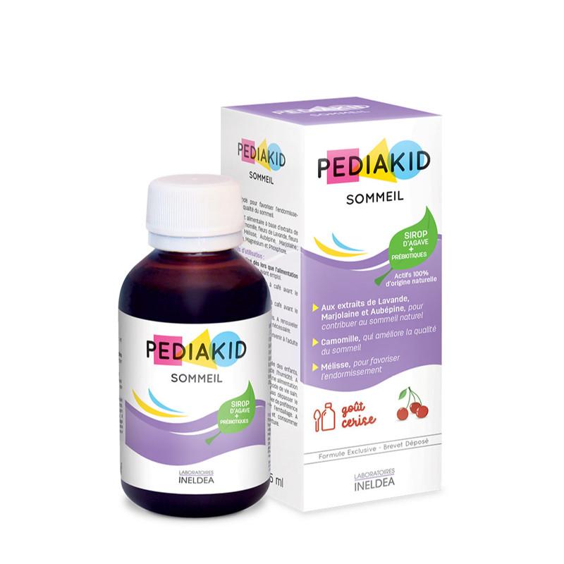 PEDIAKID SOMMEIL, extracte hidroglicerinate de plante, FLACO