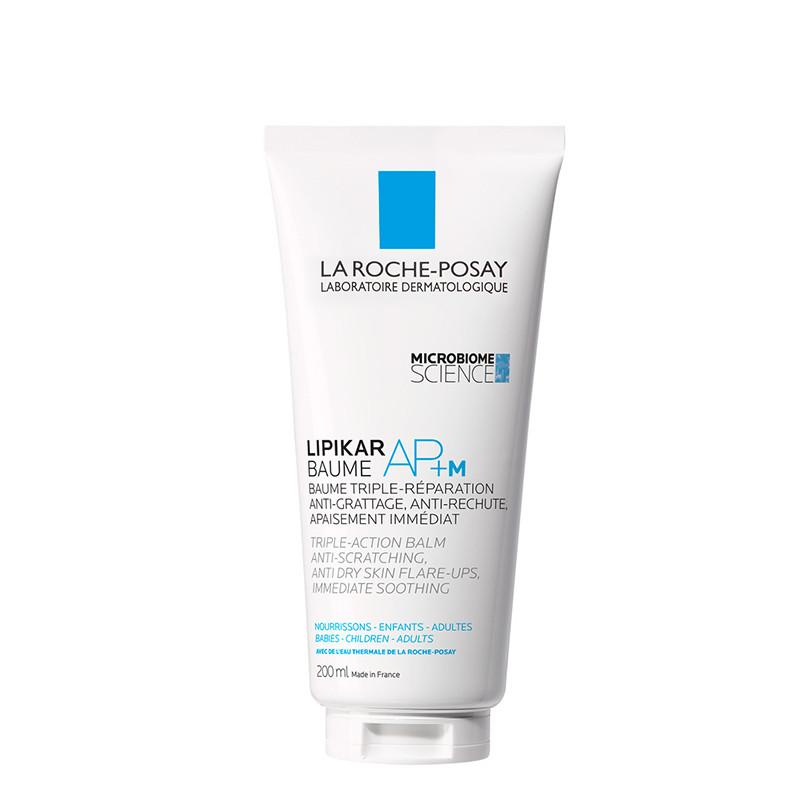 LIPIKAR BAUME AP+M BALSAM TRIPLA ACTIUNE, piele eczemoasa si