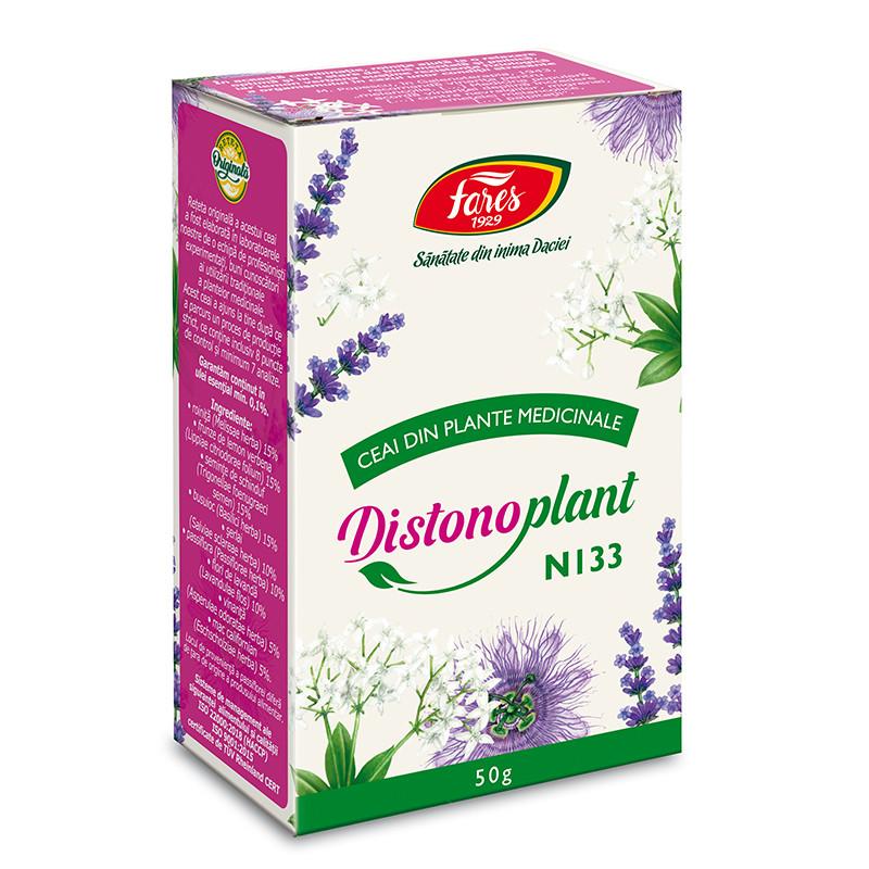 CEAI DISTONOPLANT N133, efect antistres, reduce starile de a