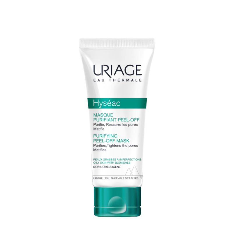 HYSEAC MASCA PURIFIANTA PEEL-OFF, acid Malic 5%, purifica, r