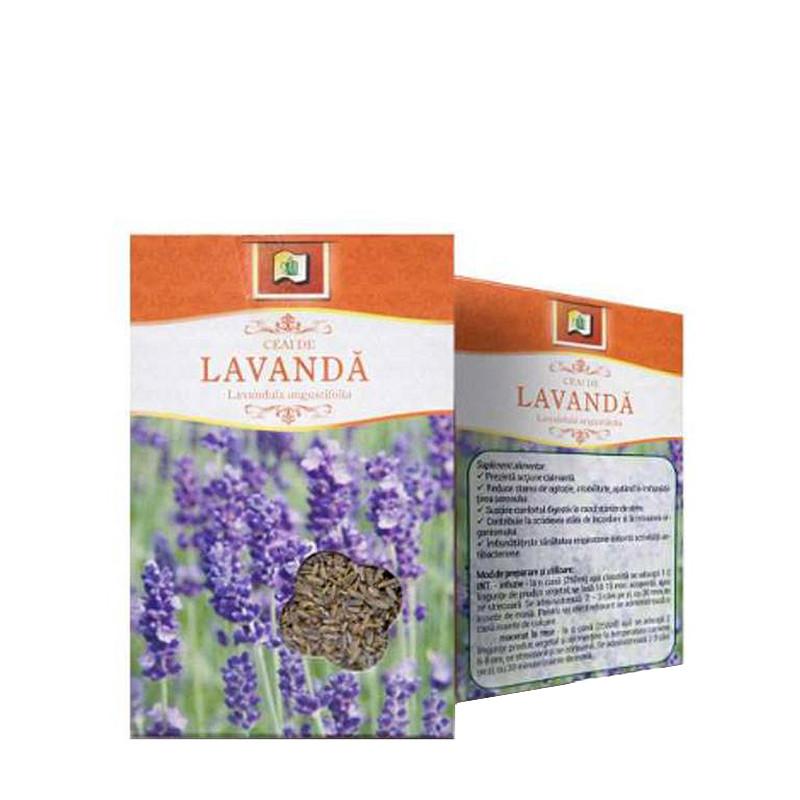 CEAI LAVANDA, plante, regleaza menstruatia, dureri reumatice